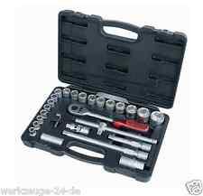 """Ks Tools 1/2"""" set de llaves Conexión 12 piezas 917.0612 carraca reversible"""
