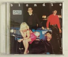 Blondie Plastic Letters CD Europa ed. remasterizada 2001