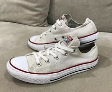 Converse All Star Chuck Taylor Shoes Youth 2 US 20.5cm Sneakers White