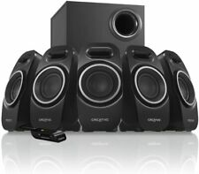 Creative A550 5.1 Multimedia Speaker System (IL/RT6-14356-51MF4120AA002-UG)