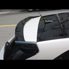 Rear Roof Wing Spoiler Painted For Hyundai New i30 Elantra GT 2012~2015
