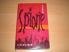 DDR Roman Spione Band 2 von Lew Schejnin