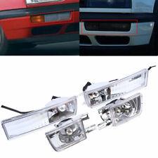 2pcs Front Bumper Signal Lamp Fog Light for VW Jetta MK3 Golf Cabrio 1993-1998
