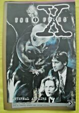 X-files : Internal Affairs by John Rozum (Paperback, 1997)