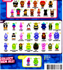 OOSHIES Common , Rare & Limited Edition DreamWorks Series 1