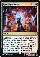 EPIC EXPERIMENT Commander 2015 MTG Gold Sorcery Mythic Rare