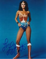 Lynda Carter (Wonder Woman) signed authentic 8x10 photo In-person