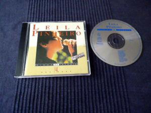 CD Leila Pinheiro Best Of Greatest Hits Historia PHILIPS Música Popular Brazil