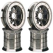 Axial AX8046 40 Series 8 Spok 17mm Beadlock Wheels/Rims (4) Savage Revo T-Maxx