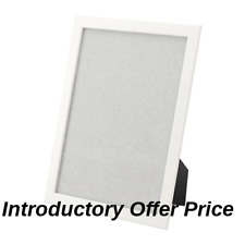IKEA FISKBO A4 Photo Frames in White