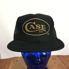 Minty Vintage 80s 90s Case XX Knives Knife Trucker Mesh Hat Cap Snapback