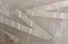 "Catherine Ruane O'Connor ""Stellar"" Hand Signed Mixed Media Original Artwork, OBO"