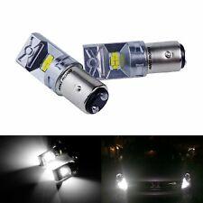 2x Ampoule CSP 10W LED 380 P21/5W 1157 BAY15d blanc Feu de position Stop Lumière
