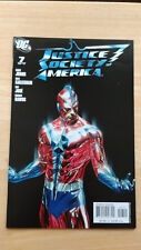 Justice Society of America # 7 JSA Sept 2007 Johns Alex Ross DC- VF-