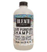 Bleach London Shampoo Live Forever 250ml Hair/Colour/Protect/Enhance/Care/NEW
