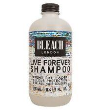 Bleach London Bleach Live Forever Shampoo Hair/Colour/Protect/Enhance/250ml/NEW