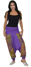 Hippie BOHO Harem Gypsy Jumpsuit Yoga Belly Alibaba Indian Pants Trousers