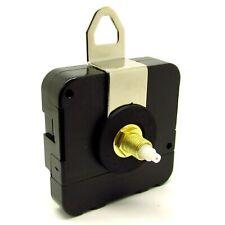 Quartz High Torque 12888 / HR1688 Ticking Clock Movement Mechanism 20mm shaft