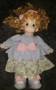 """PRECIOUS MOMENTS LIMITED EDITION COLLECTOR'S DOLL  """"MADDY"""" 1994"""