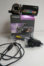Polaroid ID975-BLK16MP Camcorder Video Camera with 3-Inch LCD Touch Screen BLK