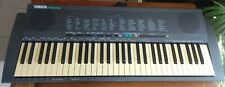 Yamaha PSR-19 Keyboard and Power Supply