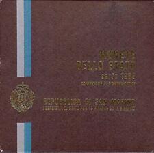 SAN MARINO 1983. ESTUCHE SET OFICIAL LIRAS - FDC