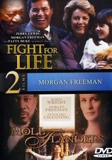 Moll Flanders / Fight for Your Life (DVD, 2012, 2-Disc Set) BRAND NEW