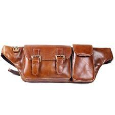 Man Waist Pack Man Hip Sack Hip Bag Man Belt Bag Man Bag Genuine Leather BLE281