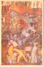 La Conquista, Fresco de Diego Rivera