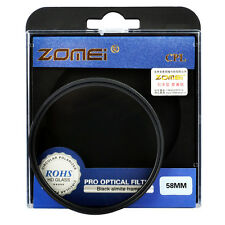 Zomei 72mm CIR-PL Circular Polarizing CPL FILTER for canon nikon camera lens