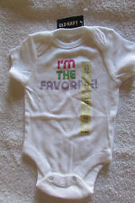 NEW OLD NAVY SIZE 0-3 OR 6-12 MONTHS MULTI COLOR PRINT INFANT GIRLS BODYSUIT