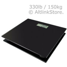 5 PCS Wholesale SAGA 330lb x 0.1lb Digital Bathroom Scale Glass Fitness With LCD