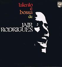 LP BRAZIL JAIR RODRIGUES TALENTO E BOSSA