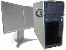 HP XW9400 Workstation AMD Dual Core CPU 2.4GHz/4GB/80GB/NVS 290 PC Computer