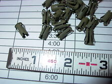 LOT OF FIFTY PUSH IN BARREL FASTENERS  3/16""