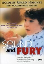 Sound and Fury (DVD New)