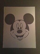 Mickey Mouse #1 Stencil 7mil Disney, Mickeys Club House, Crafts, Airbrushing!