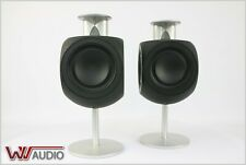 BeoLab 3 B&O bang olufsen Speakers Set. with table stand