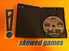 Stuntman Ignition - PS2 PlayStation 2 Sony Game & Case