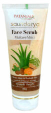 Patanjali Saundarya Multani Miti Face Scrub 60 gm For Clear & Radiant Skin