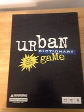 URBAN DICTIONARY GAME WARNING EXPLICIT CONTENT AGES 18+ ADULT ONLY PARTY GAME