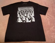 Boy's Youth Star Wars Storm Trooper Short Sleeve T- Shirt Size Xxl- 18