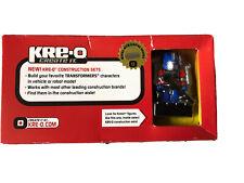 KRE-O Transformers Optimus Prime, Kreon. Super Rare Comic-Con New York Exclusive