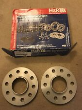 H&R 2 x 10mm Alloy Wheel Spacers - BMW