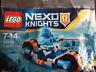 Lego Nexo Knights Knighton Rider 30376 Polybag BNIP