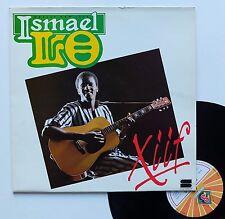"""Vinyle 33T Ismael Lo  """"Xiif"""""""