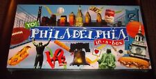 Philadelphia In A Box Board Game Landmark Edition UNUSED Monopoly-Like      L@@K