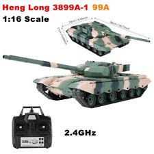 HengLong 1/16 2.4G Chian 99A Simulation RTR RC Tank Model Track Wheels 3899A-1