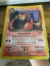 Cartes Pokémon Dracaufeu Team Rocket à l'unité
