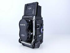MAMIYA C330 PRO F 120 FILM MEDIUM FORMAT TLR CAMERA BLUE DOT 105MM F3.5 DS LENS